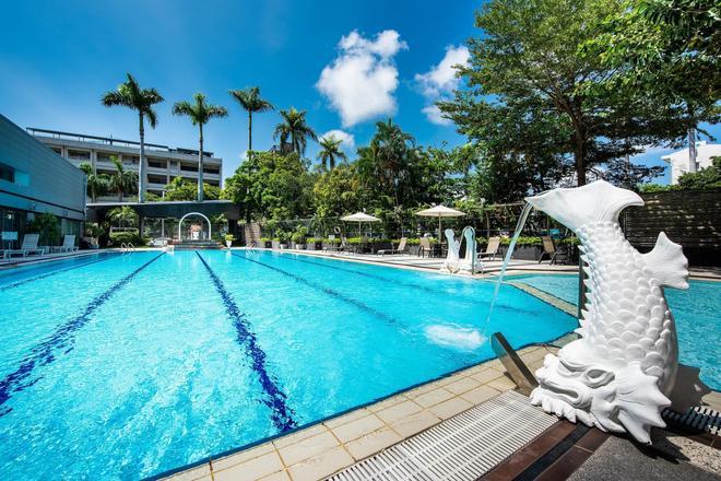 高雄華園飯店 - 高雄市 - 游泳池