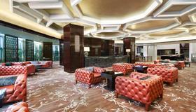 Sheraton Shanghai Waigaoqiao Hotel - Shangai - Sala de estar
