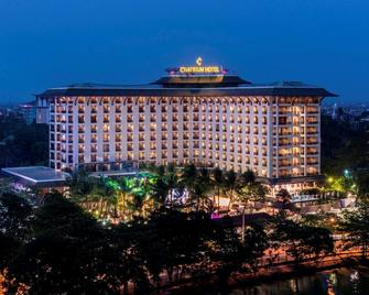 Chatrium Hotel Royal Lake Yangon - Rangoon - Byggnad