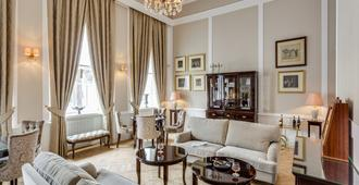 Hotel Bellotto - Warsaw - Living room