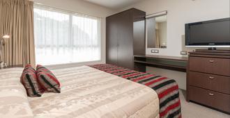 Kingsgate Hotel Autolodge Paihia - פאיהיה - חדר שינה
