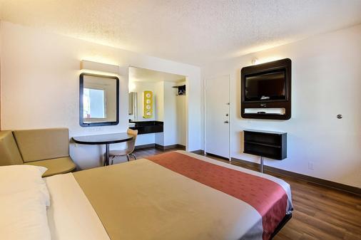Motel 6 San Jose - Campbell - Campbell - Bedroom