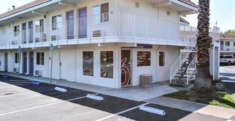 Motel 6 San Jose Campbell - Campbell - Edificio