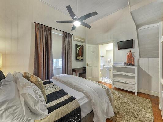 One Thornbury Boutique Bed & Breakfast - Brisbane - Makuuhuone