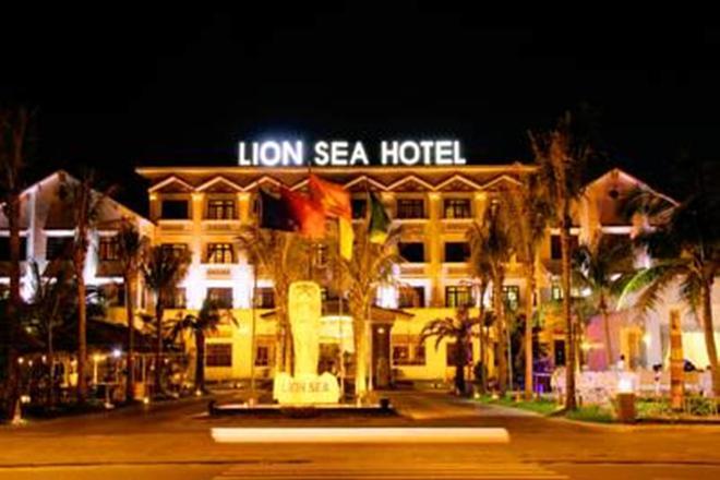 獅海飯店 - 峴港 - 建築