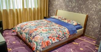 Hotel Yout - Moscow - Bedroom
