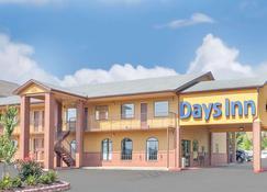 Days Inn Fayetteville - Fayetteville - Rakennus
