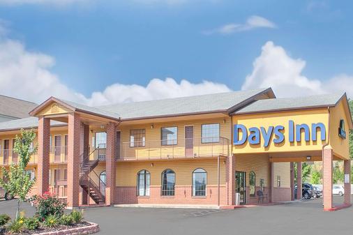 Days Inn Fayetteville - Fayetteville - Building