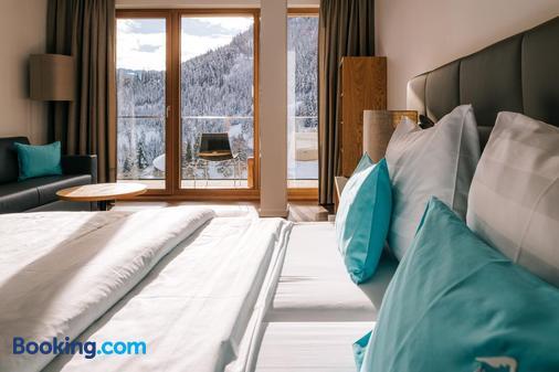 Alfa Hotel - Serfaus - Bedroom