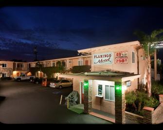 Flamingo Motel Oxnard - Oxnard - Gebouw