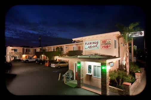 Flamingo Motel Oxnard - Oxnard - Rakennus