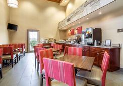 Comfort Suites at Par 4 Resort - Waupaca - Restaurant