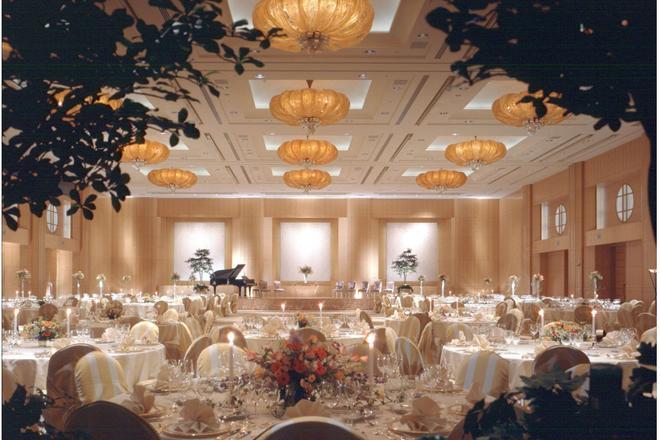 The Yokohama Bay Hotel Tokyu - Yokohama - Salle de banquet