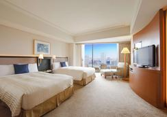 The Yokohama Bay Hotel Tokyu - Yokohama - Phòng ngủ