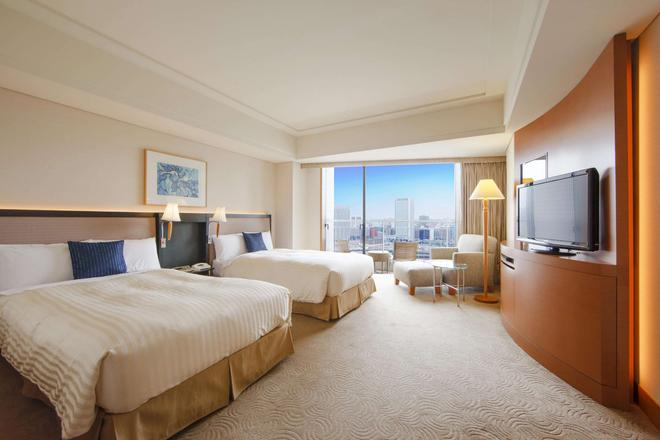 The Yokohama Bay Hotel Tokyu - Yokohama - Chambre
