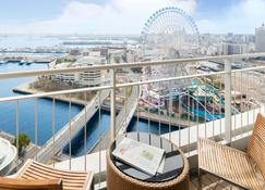 The Yokohama Bay Hotel Tokyu - Yokohama - Μπαλκόνι