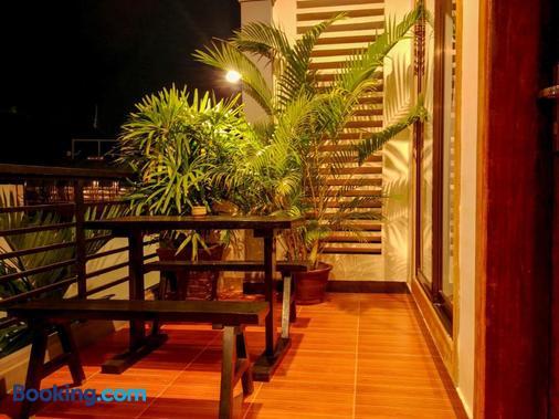Asanak D'Angkor Boutique Hotel - Siem Reap - Balcony