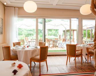 Le Manoir Du Lys, The Originals Relais (Relais Du Silence) - Bagnoles-de-l'Orne-Normandie - Restaurant