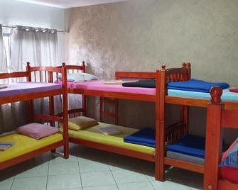 Pousada & Hostel Vento Minuano - Blumenau - Schlafzimmer