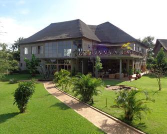 Weru Weru River Lodge - Moshi - Gebäude