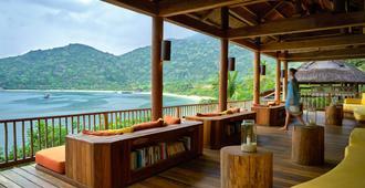 Six Senses Ninh Van Bay - Nha Trang - Restaurante