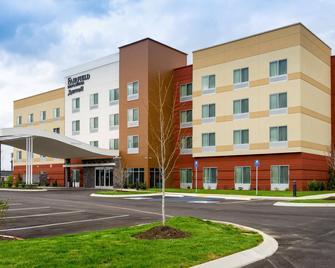 Fairfield Inn and Suites by Marriott Dickson - Dickson - Edificio