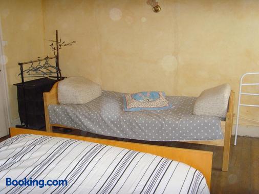 Le Bravard - Jumeaux - Bedroom