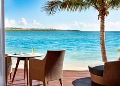 Fiji Marriott Resort Momi Bay - Momi - Patio
