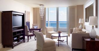 The Ritz-Carlton Fort Lauderdale - Fort Lauderdale - Stue