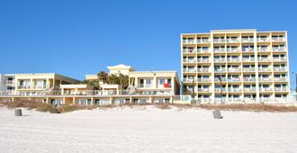 Flamingo Motel & Tower - Panama City Beach - Edificio