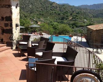 Il Borgo Country Resort - Castiglione di Sicilia - Balkon