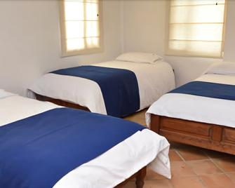 Hotel Campestre Bachue - Villa de Leyva - Κρεβατοκάμαρα