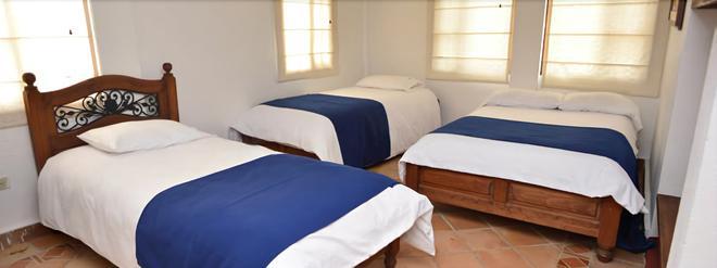 Hotel Campestre Bachue - Villa de Leyva - Makuuhuone