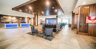 Holiday Inn Express & Suites West Edmonton-Mall Area - Edmonton - Lobby