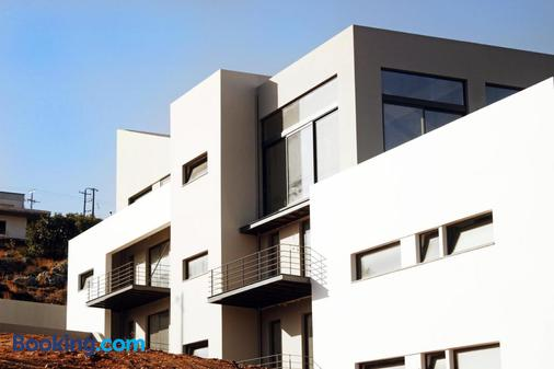 Seametry Luxury Living Apartments - Chania - Building