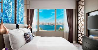 The Ritz-Carlton Istanbul - Istanbul - Schlafzimmer