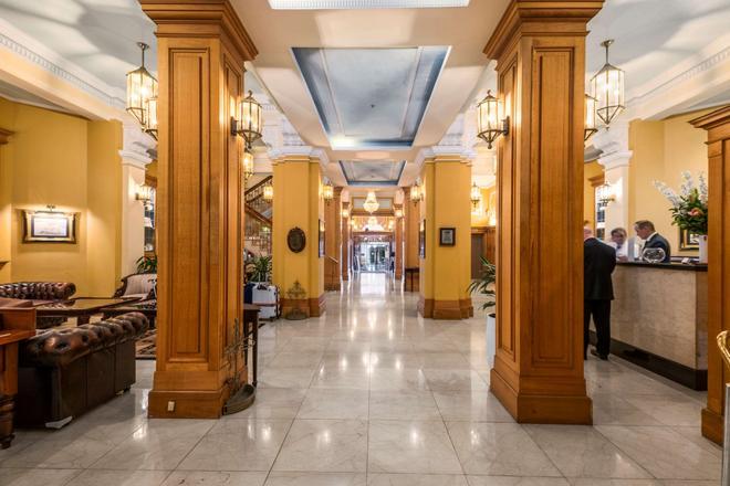 Castlereagh Boutique Hotel Ascend Hotel Collection - Sídney - Recepción