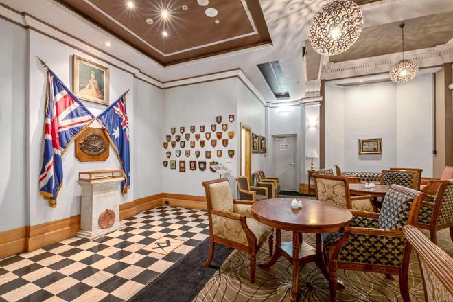 Castlereagh Boutique Hotel Ascend Hotel Collection - Sídney - Bar