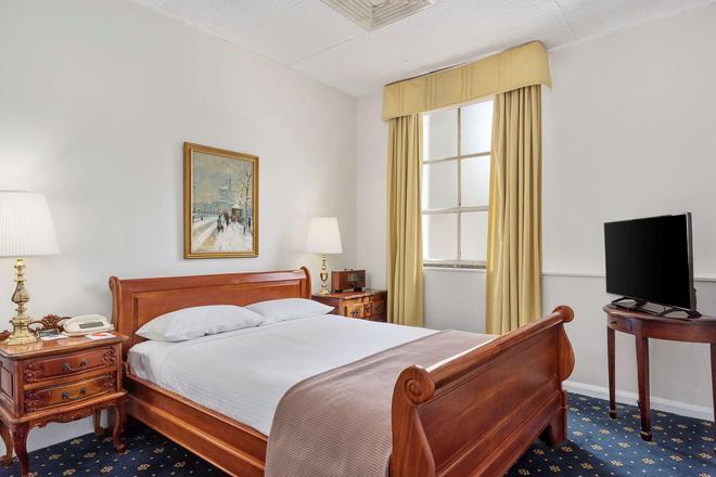 Castlereagh Boutique Hotel Ascend Hotel Collection - Sídney - Habitación