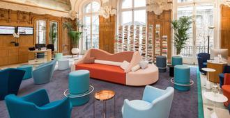 Mercure Lyon Centre Château Perrache - Lyon - Lounge