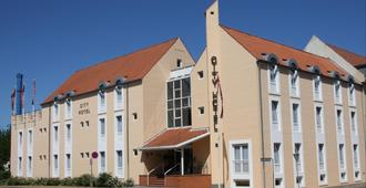 City Hotel Odense - Odense - Gebäude