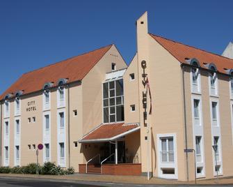 City Hotel Odense - Odense - Building