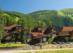 Kandahar Lodge at Whitefish Mountain Resort - Whitefish - Utsikt