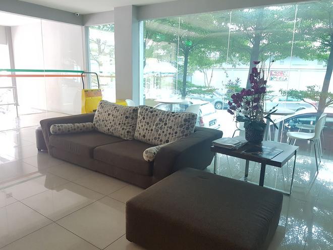 U Pac Hotel - Kuala Lumpur - Living room