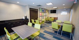 Holiday Inn Express Tulsa South Bixby - Tulsa - Restaurante