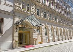 호텔 카이저호프 빈 - 빈 - 건물