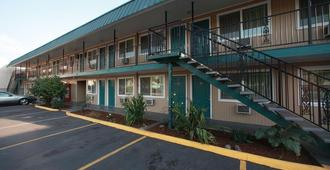 Executive Motel - Eugene - Κτίριο