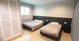 ホテル ステーション 18 - イポー - 寝室