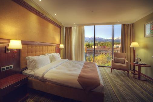 Shera Inn Hotel - Almaty - Bedroom