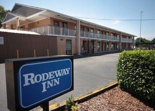 Rodeway Inn - Charlotte - Toà nhà